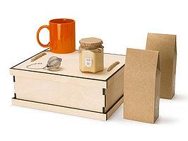 Подарочный набор Tea Duo Deluxe, оранжевый (артикул 700326.13)