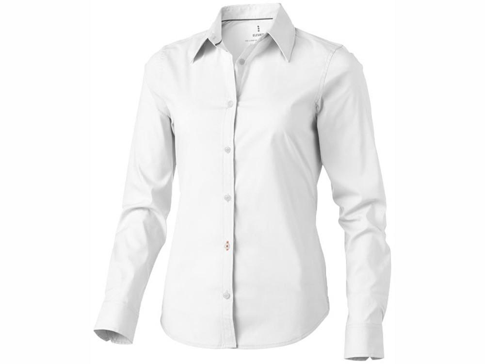 Рубашка Hamilton женская с длинным рукавом, белый (артикул 3816501M)