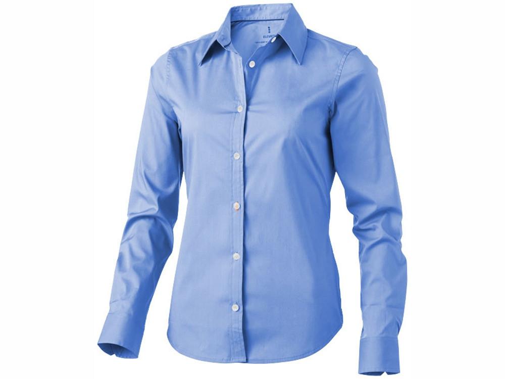 Рубашка Hamilton женская с длинным рукавом, голубой (артикул 38165402XL)