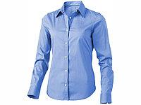 Рубашка Hamilton женская с длинным рукавом, голубой (артикул 38165402XL), фото 1