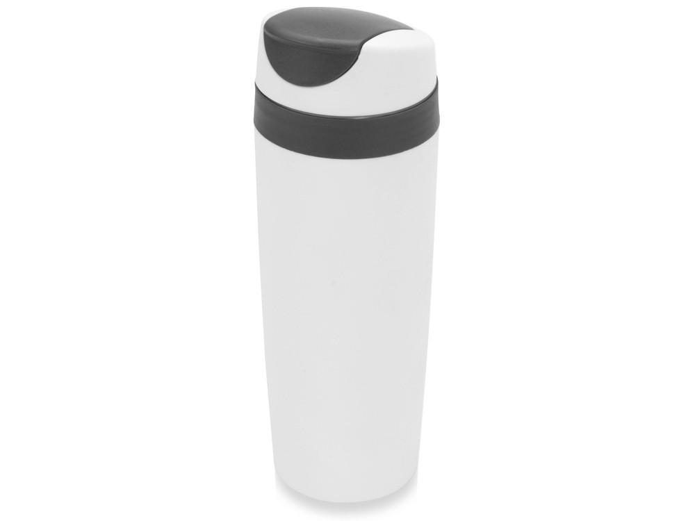 Термокружка Лайт 450мл, белый (артикул 840306)