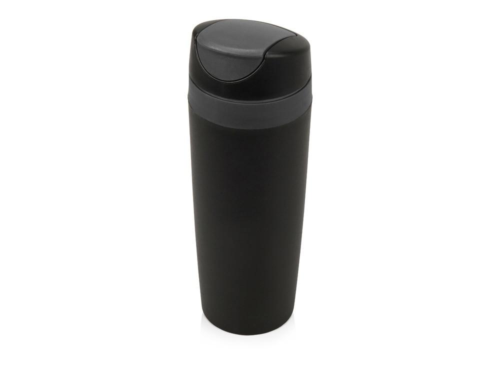 Термокружка Лайт 450мл, черный (артикул 840307)