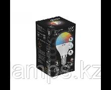 Лампа Gauss Шар 6W E14 RGBW+димирование LED 1/10/100