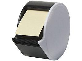 Блок бумаги для заметок Pips, черный (артикул 10222800)
