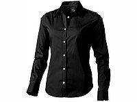 Рубашка Hamilton женская с длинным рукавом, черный (артикул 3816599XL), фото 1