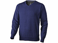 Пуловер Spruce мужской с V-образным вырезом, темно-синий (артикул 3821749L), фото 1