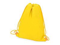 Рюкзак-холодильник Фрио, желтый (артикул 933924), фото 1