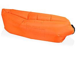 Надувной диван Биван, оранжевый (артикул 157902)