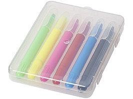Выдвижные мелки Phiz, прозрачный/разноцветный (артикул 10710300)