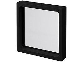 Подарочная коробка с термоусадочной пленкой, черный (артикул 10249300)