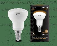 Лампа Gauss R50 6W 500lm 3000K Е14 LED 1/10/100