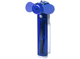 Карманный водяной вентилятор Fiji, голубой (артикул 10047101)