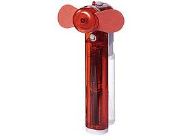 Карманный водяной вентилятор Fiji, красный (артикул 10047102)