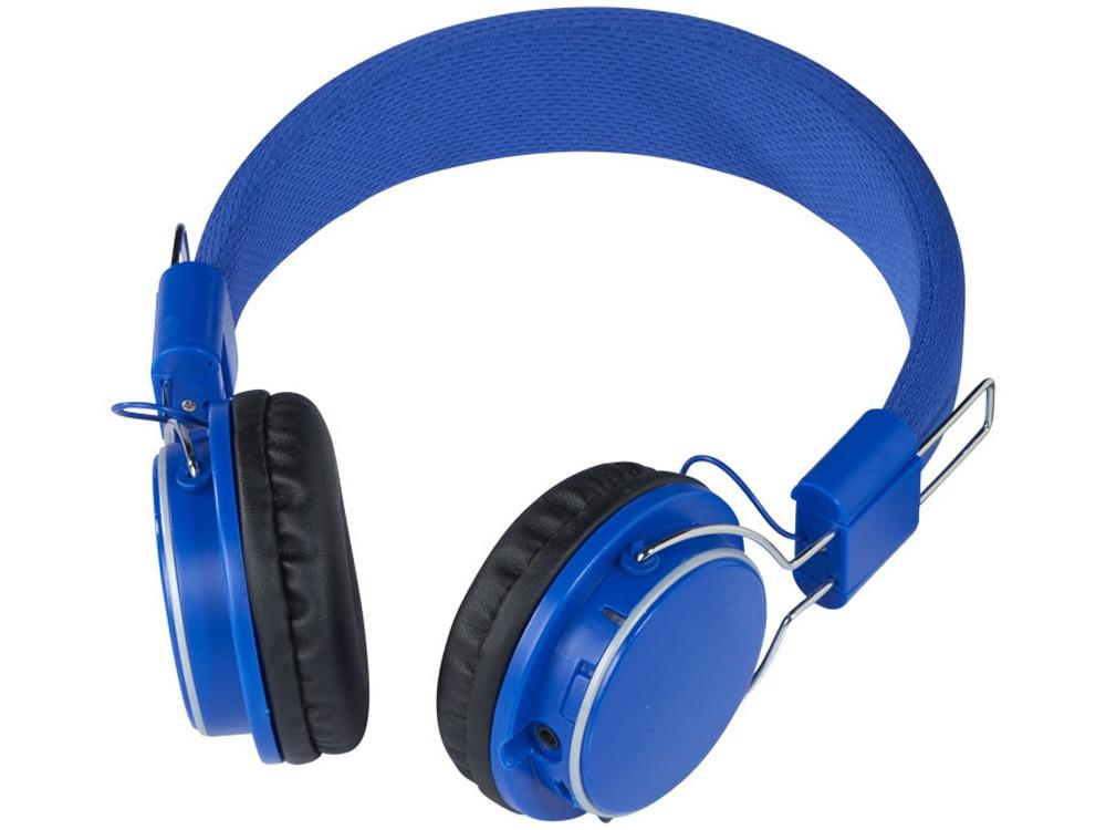 Наушники Tex Bluetooth®, ярко-синий (артикул 13419902)