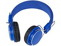 Наушники Tex Bluetooth®, ярко-синий (артикул 13419902), фото 1