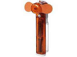 Карманный водяной вентилятор Fiji, оранжевый (артикул 10047104)