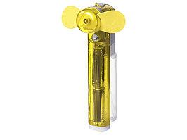 Карманный водяной вентилятор Fiji, желтый (артикул 10047105)