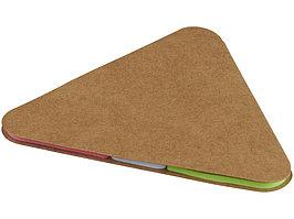 Треугольные стикеры, коричневый (артикул 10714904)