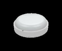 Светильник светодиодный Gauss ECO IP65  D160*53 12W 940lm 4000K ЖКХ круглый c оптико-аккустическим сенсором в
