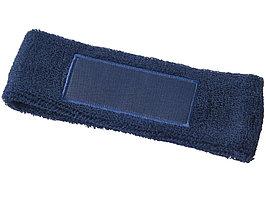 Повязка на голову Roger, темно - синий (артикул 12613407)