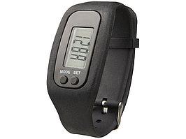 Смарт часы с шагомером Get-Fit, черный (артикул 12613100)