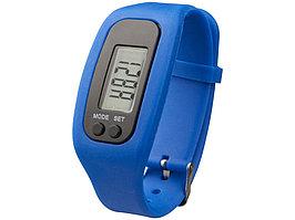 Смарт часы с шагомером Get-Fit, синий (артикул 12613101)