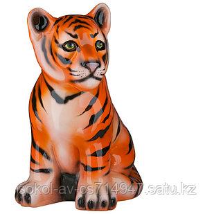 Копилка / статуэтка, керамическая Тигр, 30*23*20 см