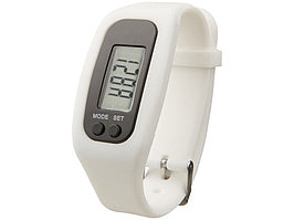 Смарт часы с шагомером Get-Fit, белый (артикул 12613103)