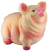 Копилка / статуэтка, керамическая свинка / поросенок / свинья, 22*21*18 см