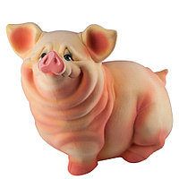 Копилка / статуэтка, керамическая свинка / поросенок / свинья, 23*24*15 см