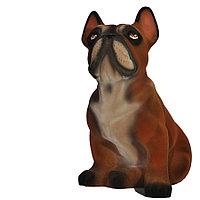 Копилка / статуэтка, керамическая собака Французский бульдог, 37*31*21 см