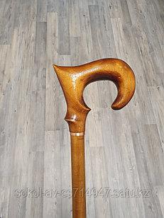 Трость ручной работы, резная, деревянная, для ходьбы, Классическая, подарок бабушке, дедушке, пожилым