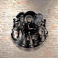 Настенные часы пластинки, Toy story История игрушек, подарок детям в детскую комнату 0327