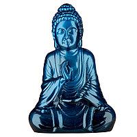 Садовая фигура Будда, декор, фигурка, скульптура для сада, керамическая, ландшафтная, 27*18*11 см, 05
