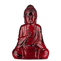 Садовая фигура Будда, декор, фигурка, скульптура для сада, керамическая, ландшафтная, 27*18*11 см, 07