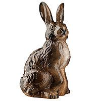 Садовая фигура Заяц / Кролик, декор, фигурка, скульптура для сада, керамическая, ландшафтная, 40*23*21 см, 03