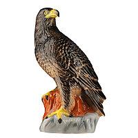 Садовая фигура Птица орел, декор, фигурка, скульптура для сада, керамическая, ландшафтная, 38*22*15 см, 05