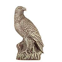 Садовая фигура Птица орел, декор, фигурка, скульптура для сада, керамическая, ландшафтная, 38*22*15 см, 06
