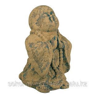 Садовая фигура Человечек, декор, фигурка, скульптура для сада, керамическая, ландшафтная, 24*16*15 см