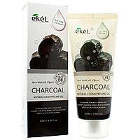 Charcoal Natural Clean Peeling Gel 100 ml [Ekel]