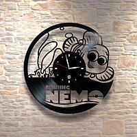 Настенные часы из пластинки, Nemo В поисках Немо Дори , детям в детскую комнату, 0270