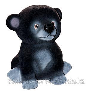 Копилка / статуэтка керамическая Медвежонок, высота 21 см, 002