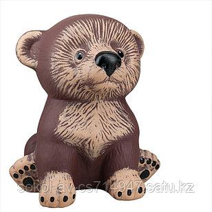 Копилка / статуэтка керамическая Медвежонок, высота 21 см, 004