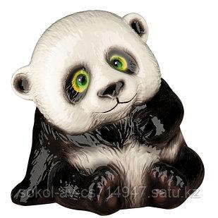 Копилка / статуэтка керамическая Панда, высота 20 см