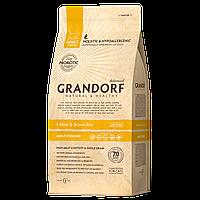513021 GRANDORF Adult Sterilised, сухой корм для взрослых стерилизованных кошек, мясное ассорти, уп.2 кг