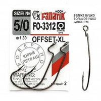 Офсетный крючок Fanatik FO-3312-XL №5/0