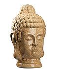 Статуэтка Будда The Buddha, подарок буддисту, керамика, 31*19*19 см, беж, фото 2