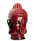 Статуэтка Будда The Buddha, подарок буддисту, керамика, 31*19*19 см, красный, фото 2