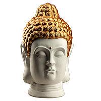 Статуэтка Будда The Buddha, подарок буддисту, керамика, 31*19*19 см, белый