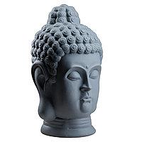 Статуэтка Будда The Buddha, подарок буддисту, керамика, 31*19*19 см, серый